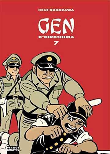 9782849990858: Gen d'Hiroshima - Poche Vol.7