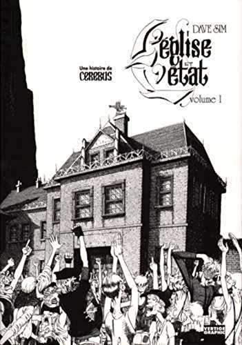 9782849990940: Cerebus : l'Eglise et l'Etat, volume 1