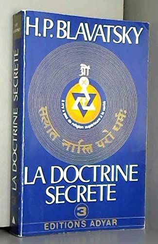 9782850000225: La doctrine secrète : anthropogénèse, tome 3