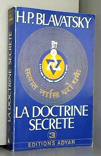 9782850000225: La doctrine secrète : anthropogénèse, tome 3