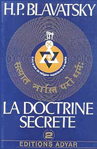 9782850000652: La doctrine secrète, tome 2 : Evolution du symbolisme