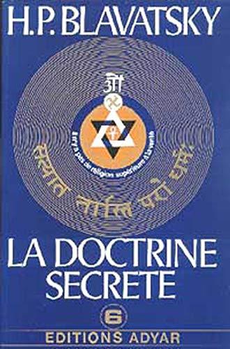 9782850000669: La doctrine secrète, tome 6 : Miscellanées