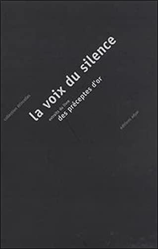 9782850002236: La voix du silence