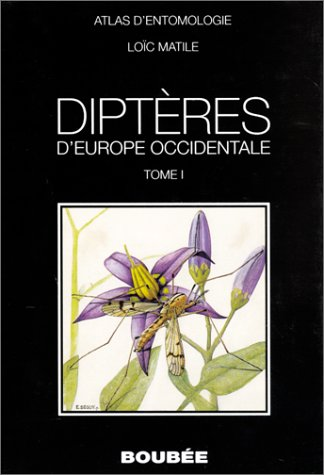 9782850041006: Diptères, Europe occidentale, tome 1