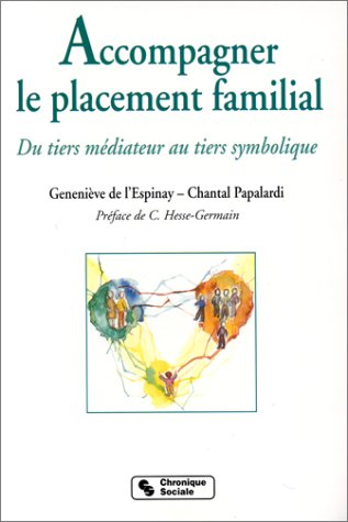 9782850083068: Accompagner le placement familial