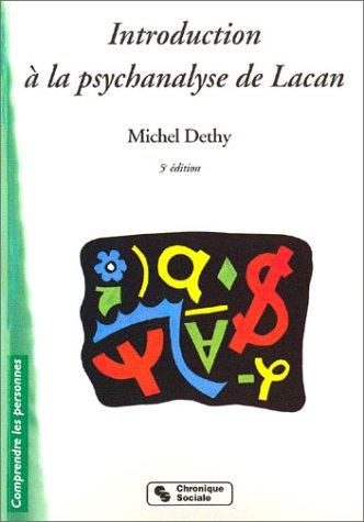 9782850084812: Introduction à la psychanalyse de Lacan