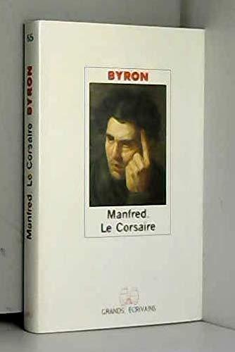 9782850182327: Manfred Suivi de Le Corsaire