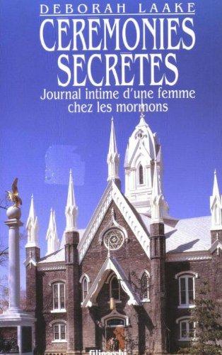9782850182860: Secret Ceremonies