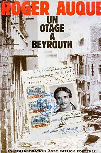 9782850185281: Un otage à Beyrouth