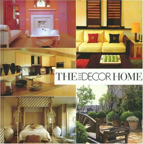 9782850188091: The Elle Decor Home