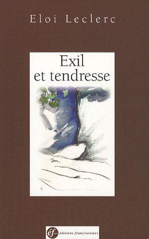 9782850202087: Exil et tendresse