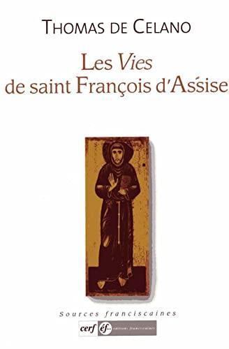 9782850202377: Les Vies De Saint François D'Assise, Celano