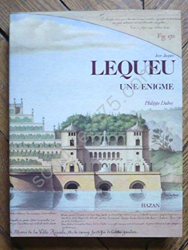 9782850251290: Jean Jacques Lequeu, une énigme (French Edition)