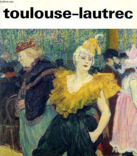 9782850251535: Toulouse-Lautrec