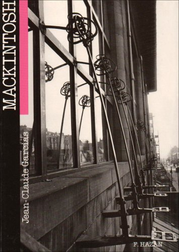 Mackintosh (French Edition): Jean-Claude Garcias