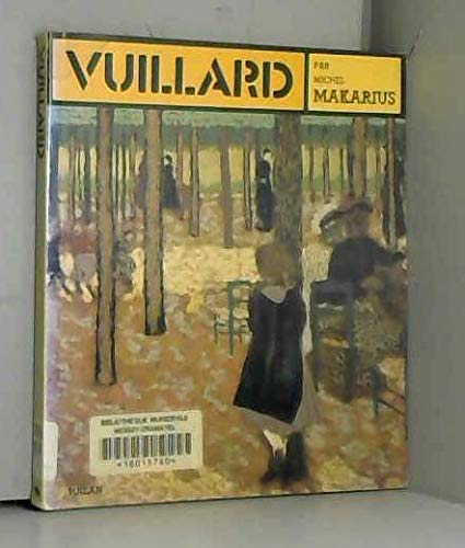 Vuillard: Michel Makarius, translated