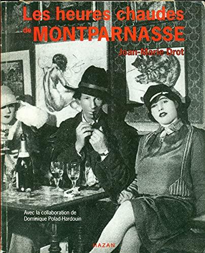 9782850254253: Les heures chaudes de Montparnasse : [exposition, Paris, Espace Electra, 1995]