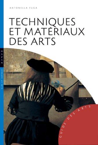 TECHNIQUES ET MATÉRIAUX DES ARTS: FUGA ANTONELLA