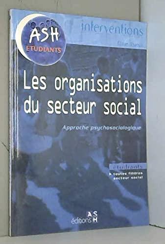 9782850305320: Organisation du secteur