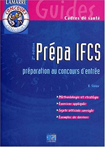9782850305788: Prépa IFCS : Préparation au concours d'entrée