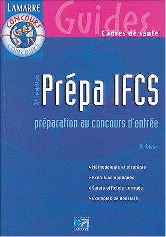 9782850308703: Prépa IFCS : Préparation au concours d'entrée