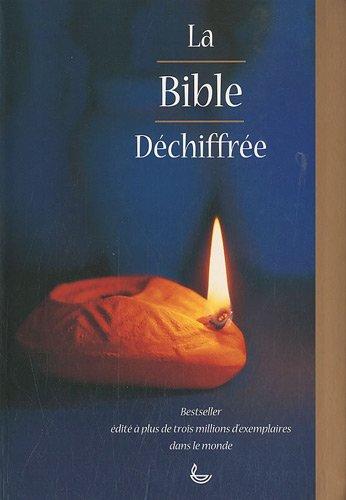 9782850316753: Bible déchiffrée