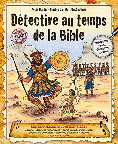 9782850317712: Détective au temps de la Bible
