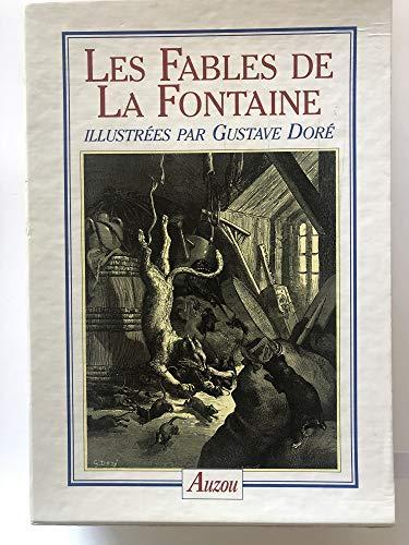 9782850320521: Fables de La Fontaine illustrées par Gustave Doré