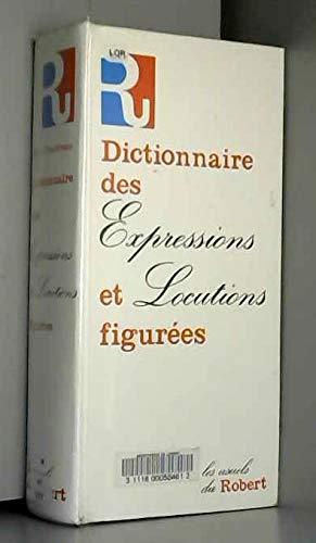 9782850360671: Dictionnaire des expressions et locutions (Les Usuels du Robert) (French Edition)