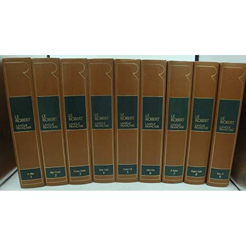 9782850360992: Dictionnaire Alphabetique et Analogique de la Langue Francaise (French Edition)