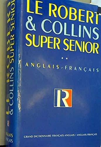 Le Robert & Collins Super Senior (Dictionnaire: Collectif
