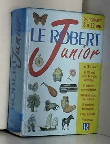 9782850363870: Robert junior France