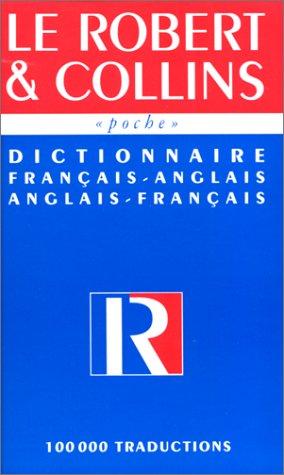 dictionnaire le robert et collins francais anglais anglais francais abebooks. Black Bedroom Furniture Sets. Home Design Ideas