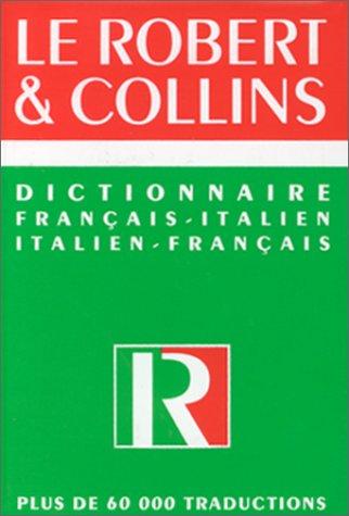 9782850364846: Le Robert & Collins Dictionnaire français/italien, italien/français (GEM)