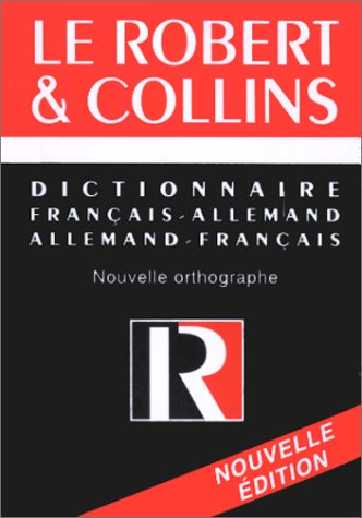 9782850365843: Le Robert et Collins