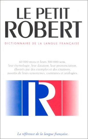 9782850366680: Le nouveau petit Robert: dictionnaire alphabétique et analogique de la langue française