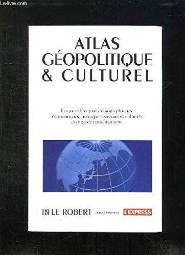 9782850368868: Culturel: Les grands enjeux démographiques, économiques, politiques, sociaux et culturels du monde contemporain
