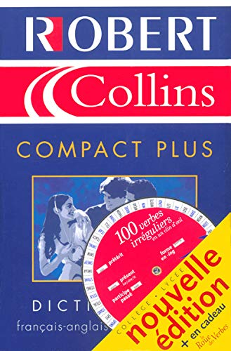Robert & Collins Compact Plus : Dictionnaire: Collectif