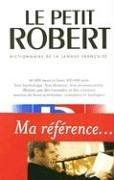 9782850369766: Petit Robert de la langue française (Collection Dictionnaires Le Robert/Seuil) (French Edition)