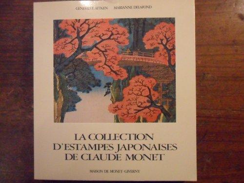 9782850470356: La collection d'estampes japonaises de Claude Monet