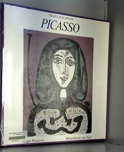 9782850470509: Picasso (Maitres d'hier et d'aujourd'hui) (French Edition)