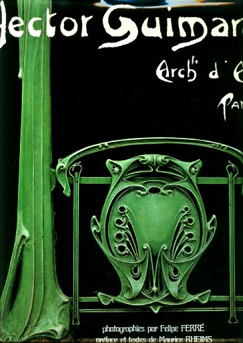9782850470677: Hector Guimard (Paris) (French Edition)