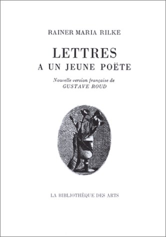 9782850471582: Lettres à un jeune poète