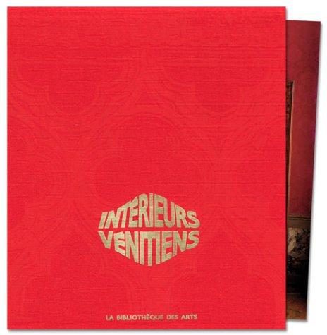 9782850471711: Les Interieurs Venitiens (Collection aspects de l'art)