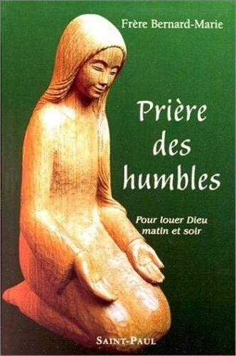 9782850498350: Prière des humbles