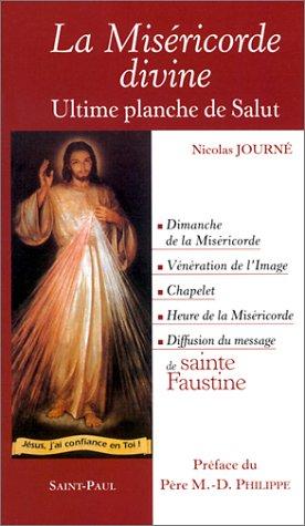 9782850498824: La Mis�ricorde divine : Ultime planche de Salut
