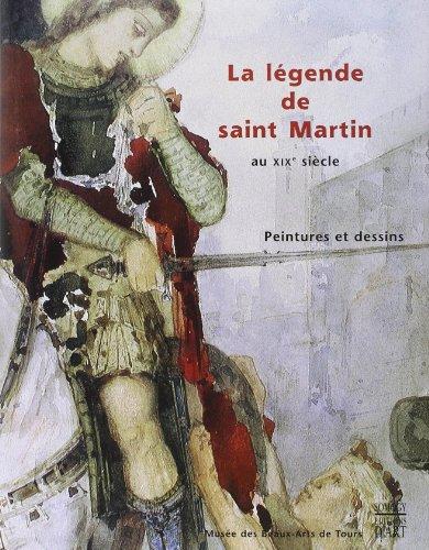 La légende de saint Martin au XIXe: Collectif