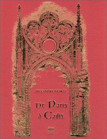9782850564857: De Paris à Cadix : Impressions de voyage