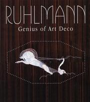 9782850567230: Ruhlmann: Genius Of Art Deco