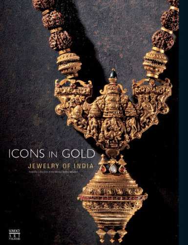 9782850568916: Icons in Gold: Jewelry of India from the Collection of the Musee Barbier-Mueller